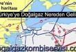 Türkiye'ye Doğalgaz Nereden Gelir